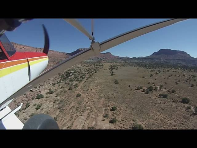 Utah Backcountry Flying - Red Canyon