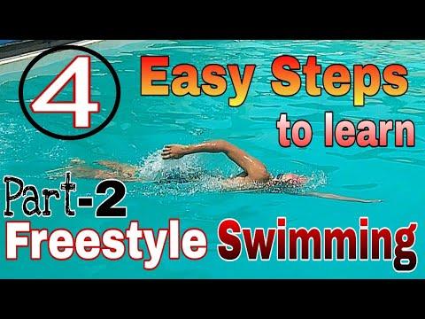 Learn Freestyle Swimming In 10 Days In हिंदी | तैरना कैसे सीखें (Part 2) । KD Fitness ।