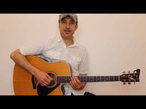 Made For You - Jake Owen - Guitar Lesson | Tutorial