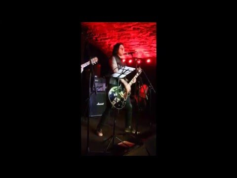 ACEY SLADE - '197666' Live @ Bannerman's, Edinburgh, 19th April 2016