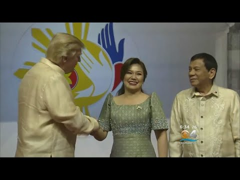 Philippines President: Trump Encouraged Me For War On Drug Users