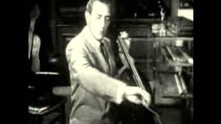 Bruch - Kol Nidrei, Op. 47 - Gregor Piatigorsky