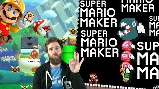 Captain Clutch Reporting for Duty  The Blind Kaizo Race [SUPER MARIO MAKER]