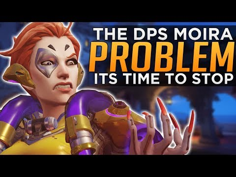 Overwatch: The DPS Moira Problem