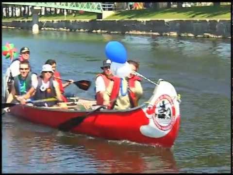 La Grande Parade du Canal - La réouverture du Canal de Lachine