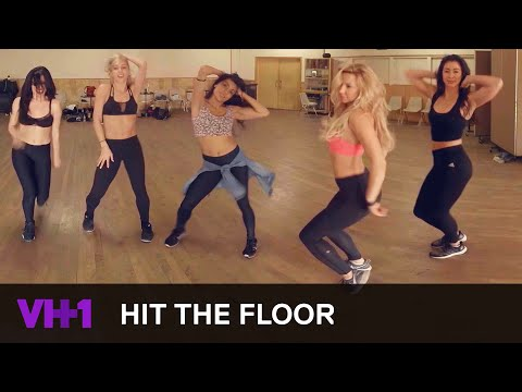 360° Video Of Taylour Paige & The Devil Girls' Dance To 'Got It' By Marian Hill | Hit The Floor
