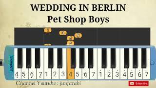 melodika Pet Shop Boys WEDDING IN BERLIN instrumental