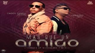 Mas Que Un Amigo - Daddy Yankee Ft. Farruko (original) ★reggaeton 2012★ Dale Me Gusta
