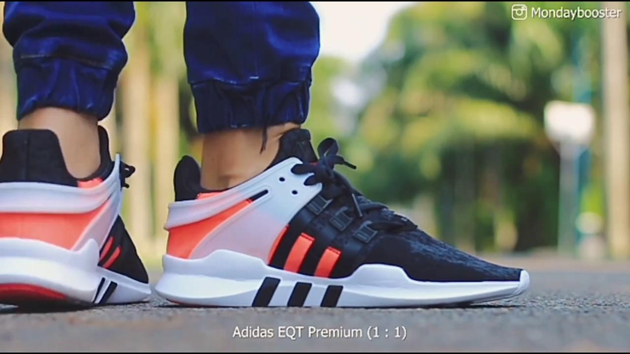 8c0e877a8 Monday Booster - On Feet Adidas EQT