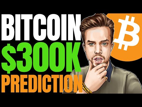 BITCOIN COULD HIT $300K THIS CYCLE SAYS CRYPTO ANALYST MICHAËL VAN DE POPPE!! BTC RECOVERS 20%!!