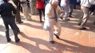 DROP THE CANE | Grand father Dance