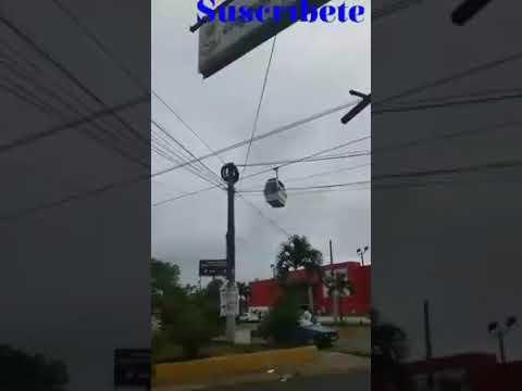 Teleférico de santo domingo República Dominicana
