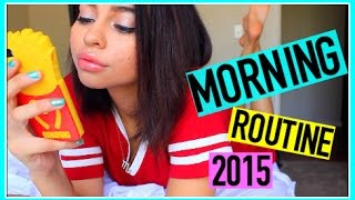 Summer Morning Routine | Simplynessa15 |