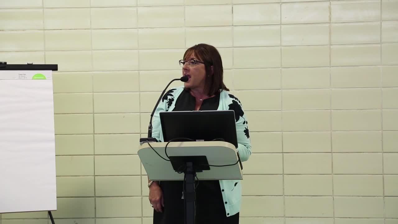 Wisconsin's Tonette Walker speaks about her activism on behalf of trauma-informed care