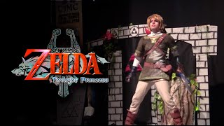 CJMC 44 | The Legend of Zelda - Link Vs. Dark Link (Concurso de Cosplay / 1st Place)