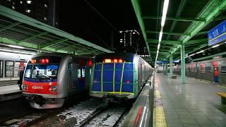 사고차 K575 [5075-5175] 편성 구로기지-문산 무화회송