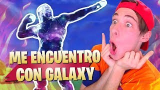 Video de ME ENCUENTRO UNA SKIN GALAXY y...