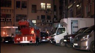 Пивной паб «HARAT'S» горел ночью в центре города.MestoproTV(, 2014-09-10T23:25:03.000Z)