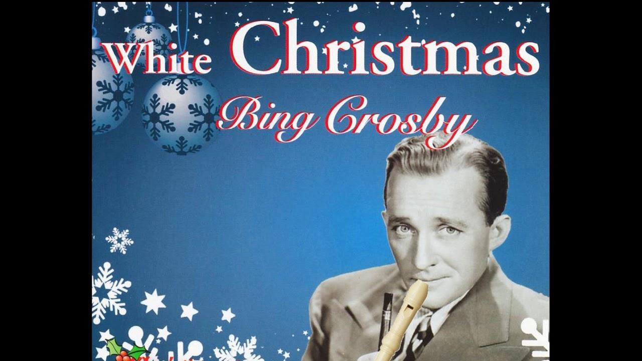 bing crosby white christmas shittyfluted - Bing Crosby White Christmas Album