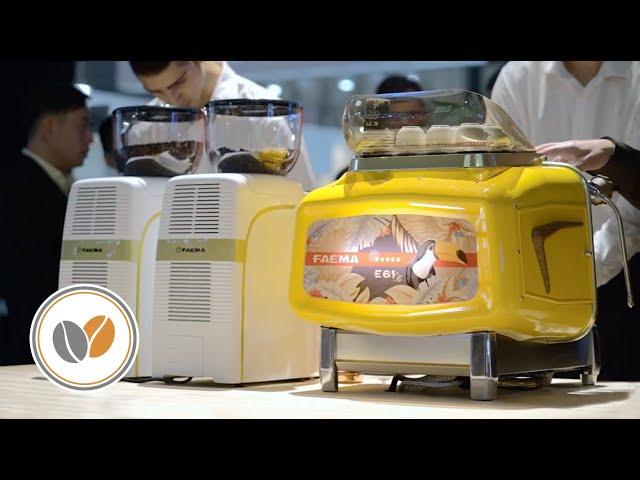 FAEMA Espressomachines - Host Milano