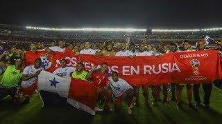 CAMINO DE PANAMÁ AL MUNDIAL RUSIA 2018 (HEXAGONAL FINAL CONCACAF)
