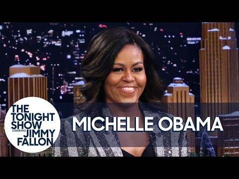 Michelle Obama on Childhood Fire Drills and Taming Barack Obama's Tardiness