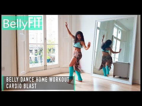 Belly Dance Home Workout | For Weight Loss