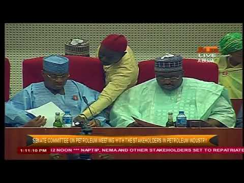 Fuel scarcity: Nigerian Senate summons NNPC GMD, Baru