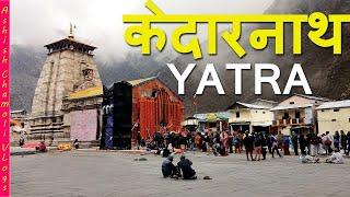Kedarnath yatra - केदारनाथ यात्रा ( Tehri to Kedarnath )
