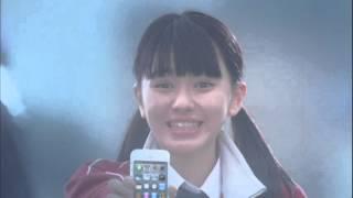 出演者:山本舞香 篇 名:「出会い」篇 商品名:iPhone5 企業名:ソフト...