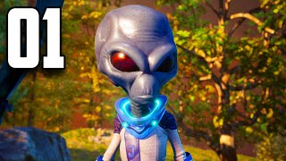 Destroy All Humans - Part 1 - The Beginning