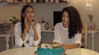 Centro León. Entrevista a Tatiana Fernández y Wendy Espinal