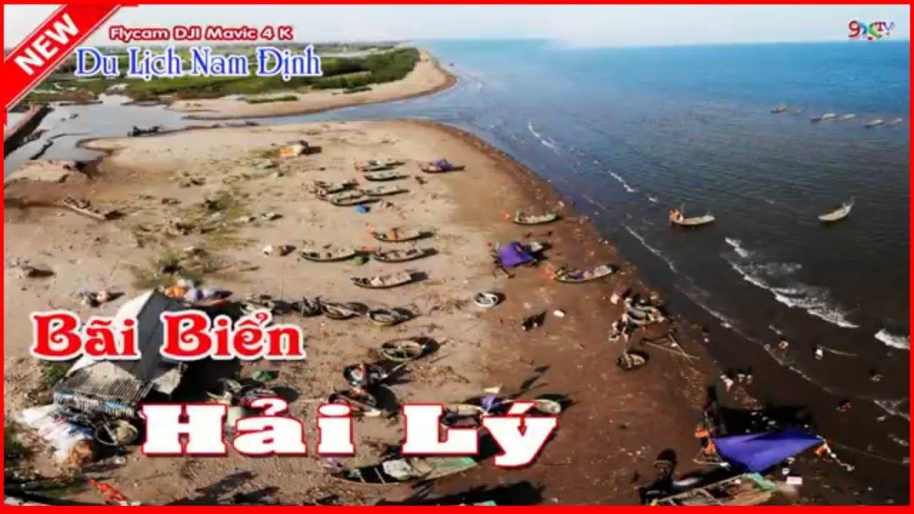 Hoang Sơ Bãi Biển Hải Lý – Điểm Du Lịch Ấn Tượng Nam Định
