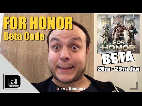 For Honor BETA Access Code (Guaranteed)!!!