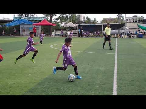 Mol Football Academy League Group A ครั้งที่ 14 # ธนบุรี อินเตอร์ VS OAZ วันอาทิตย์ 8/9/62 # Q1