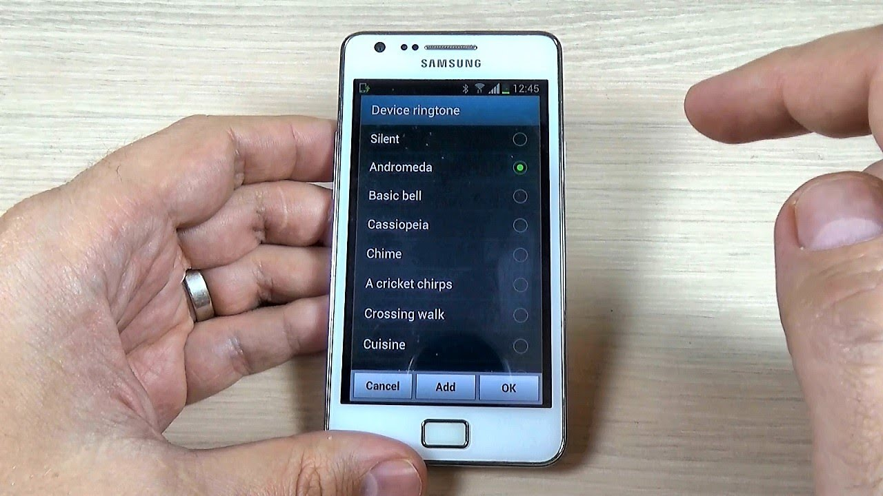 free ringtone downloads for samsung galaxy s2