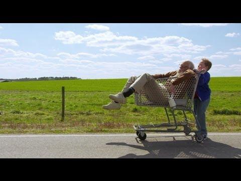 Jackass Presents: Bad Grandpa trailers