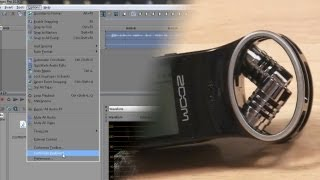 Sony Vegas: Zoom H1 Scripts And Keyboard Shortcuts
