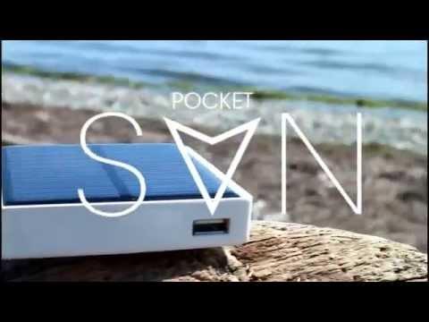 Pocket Sun - Limitless Power From Movement, Heat & the Sun!