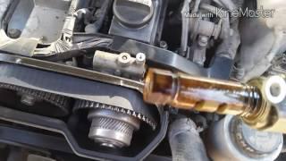Чистка клапана VVT-i 1JZ-GE