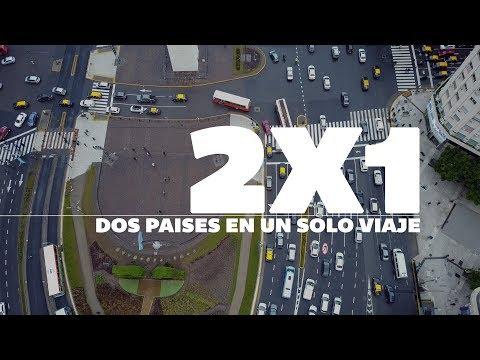 Montevideo + Buenos Aires ¿Cómo hacerlo? 4K - GoCarlos