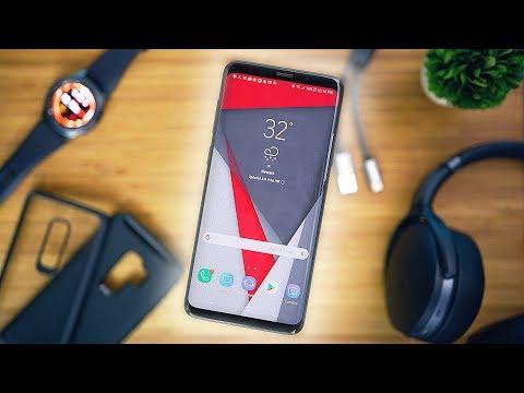 Top 5 Samsung Galaxy S9 Accessories!