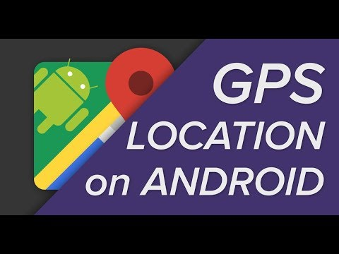 How To Locate Your GPS Coordinates On Android!