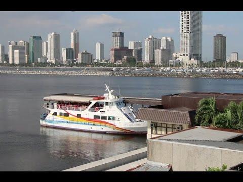 Manila Tour with Manila Bay Dinner Cruise