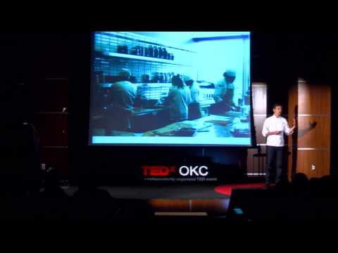"""TEDxOKC - Matthew Kenney - """"Are You Feeding Your Body or Feeding Dis-ease?"""""""