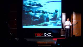 "TEDxOKC - Matthew Kenney - ""Are You Feeding Your Body or Feeding Dis-ease?"""