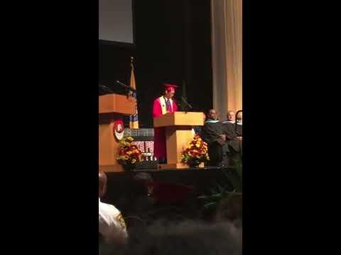 North Point High School Class of 2017 Graduation Valedictory Speech (Thach-Vu Nguyen)