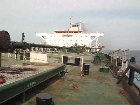 Deckotsarka  SUEZMAX TANKER SHIP