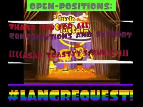 Little Einsteins: ((COMMENTED VERSION))    LANGREQUEST#1: Polynesian Languages!