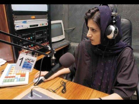 17690 kHz Radio Azadi , ( Radio Free Afghanistan ) 12:20 UTC